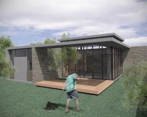 Budget Summer House