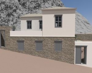 Vacation House, Hydra